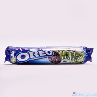 Biscuits OREO (MINT), 137 g.