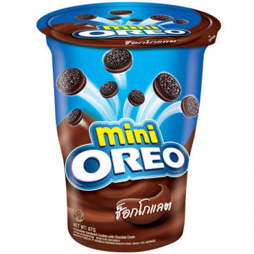 Biscuits OREO MINI (CHOCOLATE), 67g
