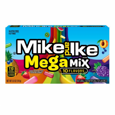 Chewing candy MIKE AND IKE (MEGA MIX), 141g.