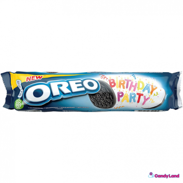 Biscuits OREO (BIRTHDAY PARTY), 137 g.
