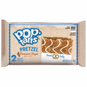 Biscuits POPTARTS (CINNAMON SUGAR), 96g