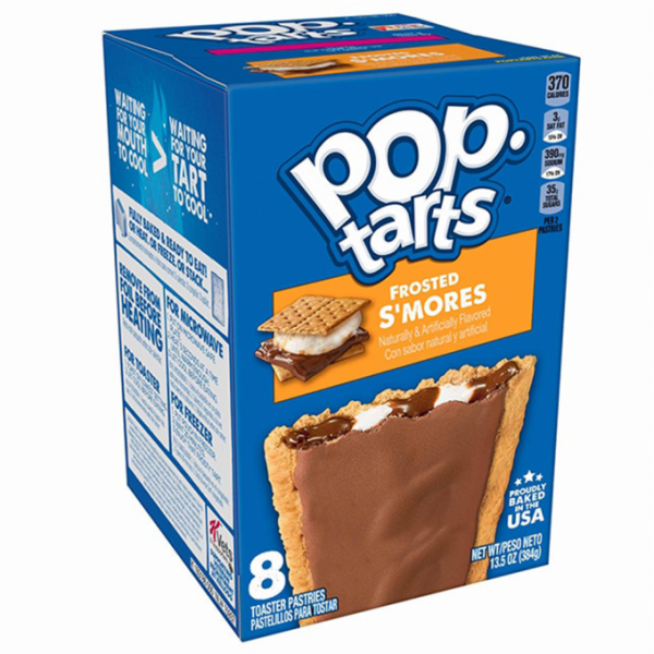 Biscuits POPTARTS (S'MORES), 384 g.