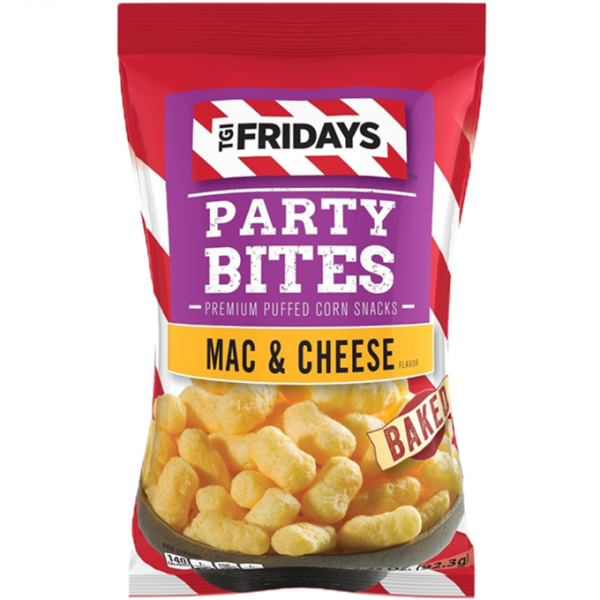 Chips FRIDAY'S (MAC AND CHEESE), 92.3 g